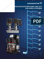 Booster Pumps Brochure May 2016