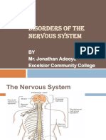 DISORDERS OF THE NERVOUS SYSTEM.pptx