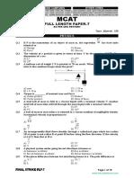 KIPS FLP 7 MDCAT(Educatedzone.com)