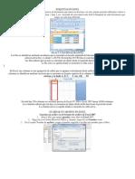 Etiquetas en Excel