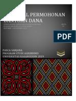 Proposal Studi Banding Ldu Agb19 (1)