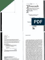 Michel Foucault - Ditos e escritos, vol. I. Problematização do sujeito- psicologia, psiquiatria e psicanálise-Forense Universitária (1999)