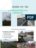Introduccion a La Hidrologia 1