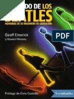 El sonido de los Beatles - Geoff Emerick.pdf