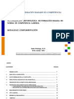 Programa INFOTEP Actualizacion Metodologica