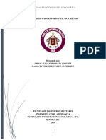 Informe Final Laboratorio ArcGis