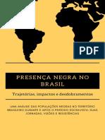 Sequência Didática Escravidão no Brasil