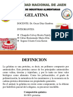Gelatina Exposicion