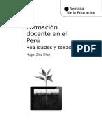 Formacion docente en el Peru