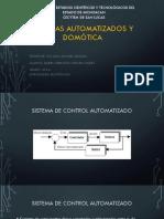 Sistemas Automatizados y Domótica