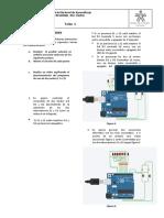 Taller Programacion Basica Arduino