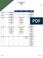 Horario Paracademico Q50 S1 IDIOMAS