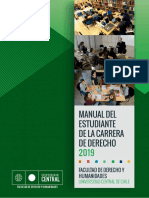 Manual Del Estudiante Derecho 2019 Final 1
