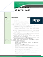 Estagio Contabilidade - TEMOS PRONTO 38 99826 6952