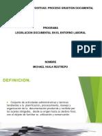 Presentación diapositivas