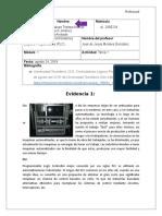 Evidencia PLC