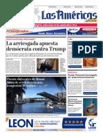DIARIO LAS AMÉRICAS Edición digital del miércoles 25 de septiembre de 2019