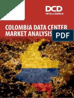 Colombia Data Center Market Analysis 2017-18