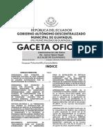 Gaceta 73