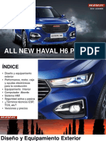 catálogo Haval H6 2.0 All New