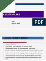 Akuntansi Kas