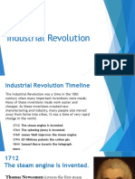 []Topic 1 Industrial Revolution