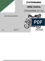 GT650 Owner Manual