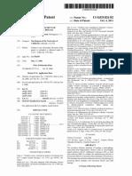 Chlorite in the Treatment of Neurodegenerative Disease Us8029826
