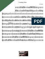 Counting Stars - One Republic - Partitura Educacao Musical Jose Galvao SL