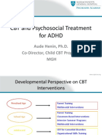 CHILD ADHD TREATMENT