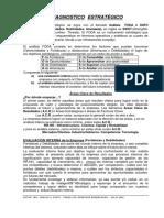 DOFA Diagnóstico Estratégico