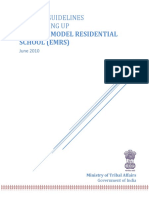 Model residential schools