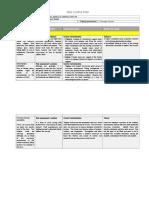 4. Risk Control Plan- Investigation Procedure and Technique