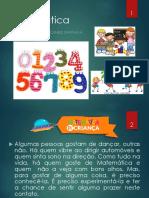 Contagem Matematica para crianças