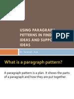 PARAGRAPH PATTERNS.pptx
