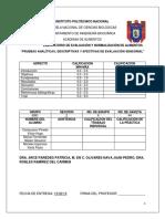 Practica 1 ENA Evaluacion Sensorial Equipo 6