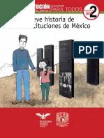 Breve historia de las Constituciones de México, tomo 2.pdf