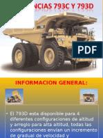 Dumper -793c vs 793d