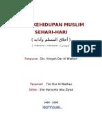 Etika Kehidupan Muslim Sehari-Hari