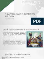 imperialismo en europa en el siglo XIX