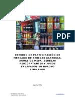 Participacion Mercado Gaseosas