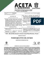 Manual Catastral Del Estado de Mexico Para 2016