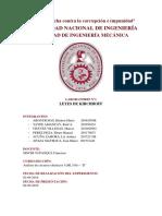 Informe 1 - Leyes de Kirchhoff