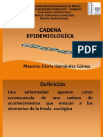 Cadena Epidemiologica 2
