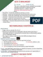 01 - Introdução à Biologia.ppt