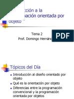 Introduccion Programacion Orientada Objeto iacc