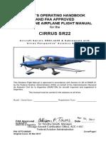 Cirrus Sr22 Poh manual