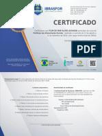 Certificado Ibrasfor 6f2983 Data 2019-09-17