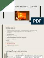 PROCESO RECOCIDO DE LOS METALES