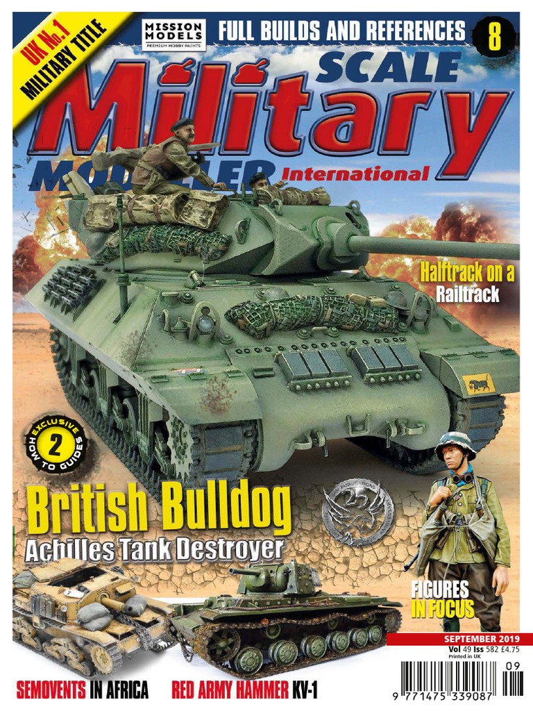 Scale Military Modeller International September 2019 Pdf Nature